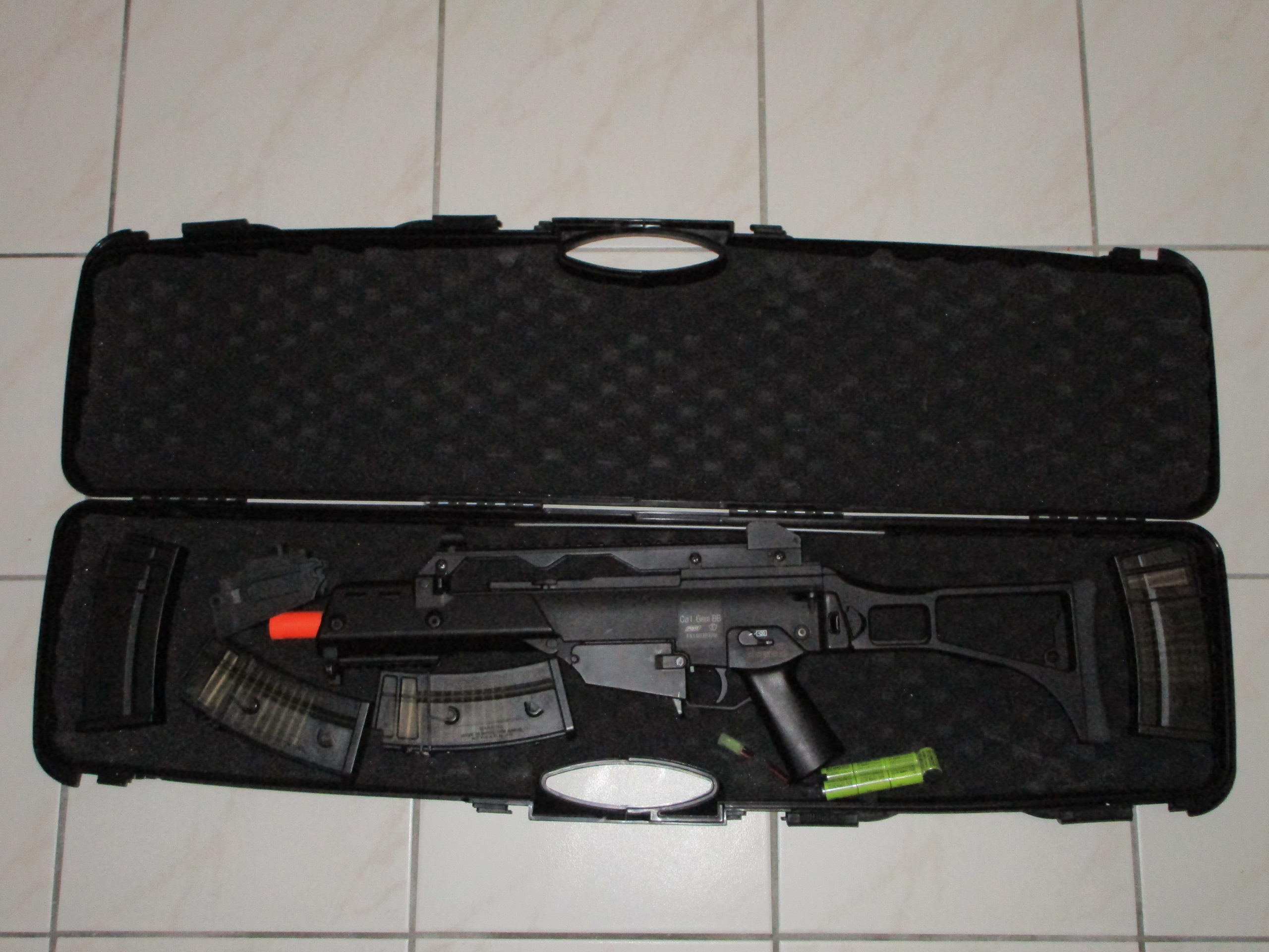 G36C ASG