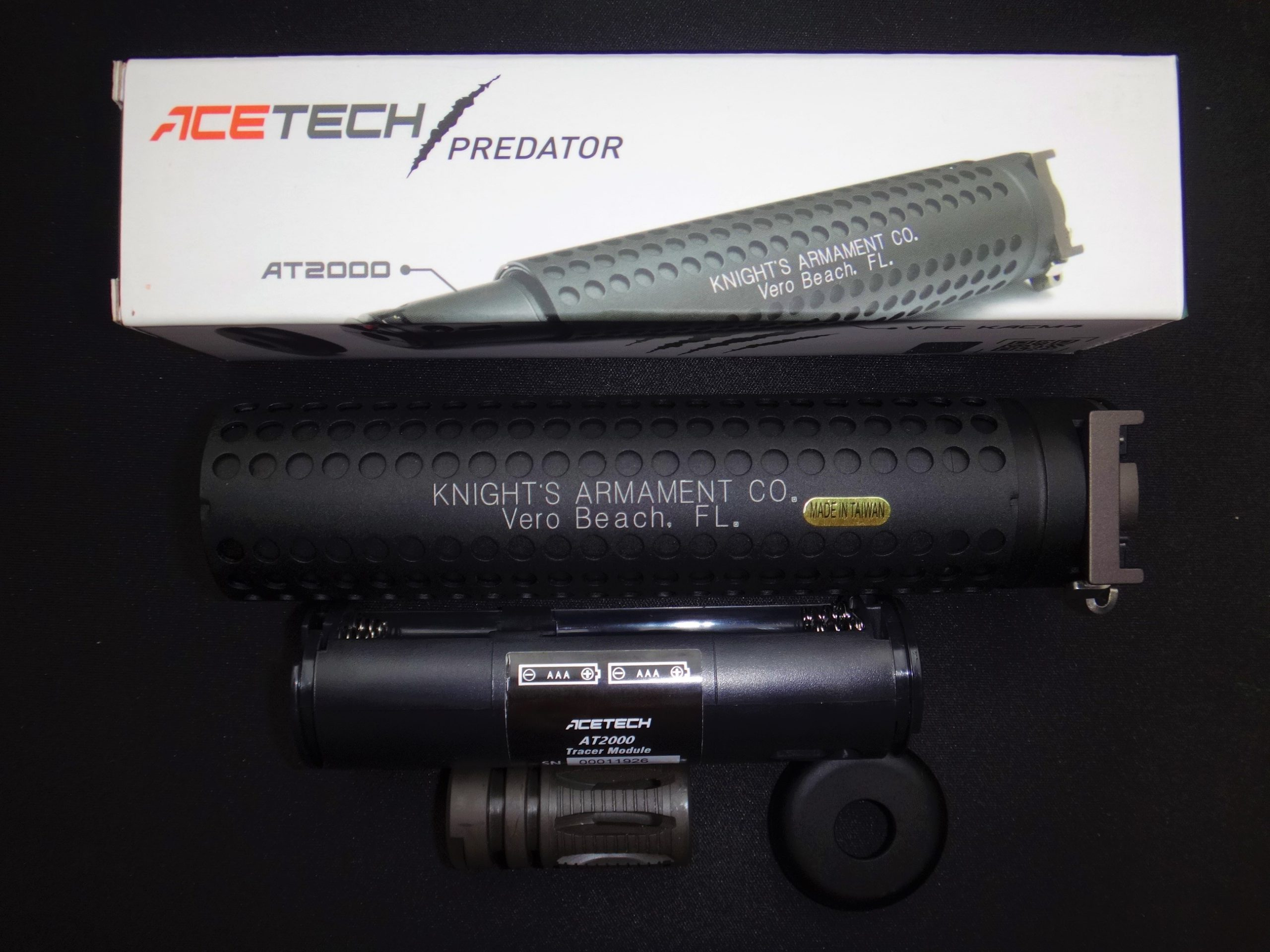 Tracer Acetech Predator AT2000 – Neuf !