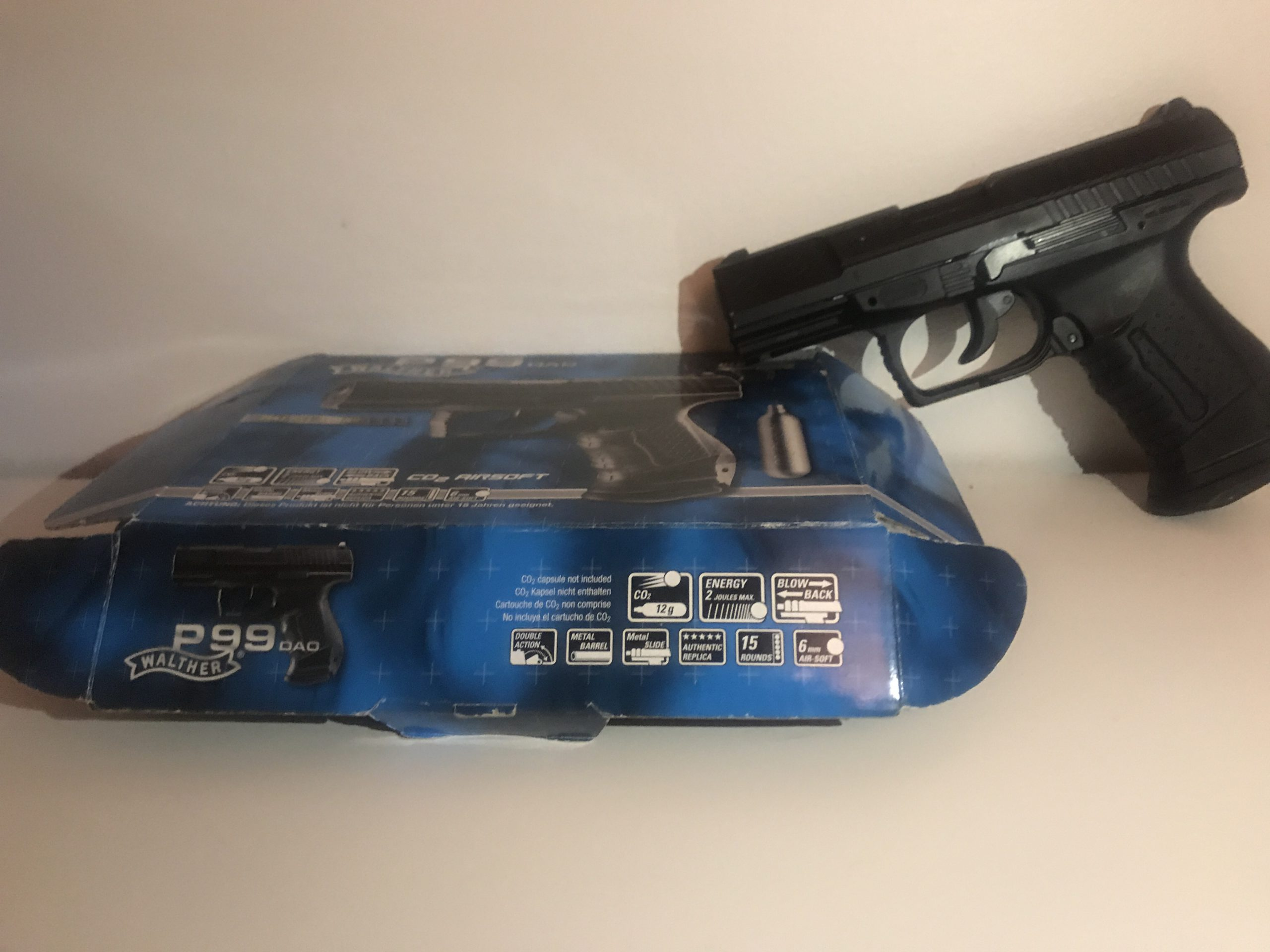 P99 2 joules