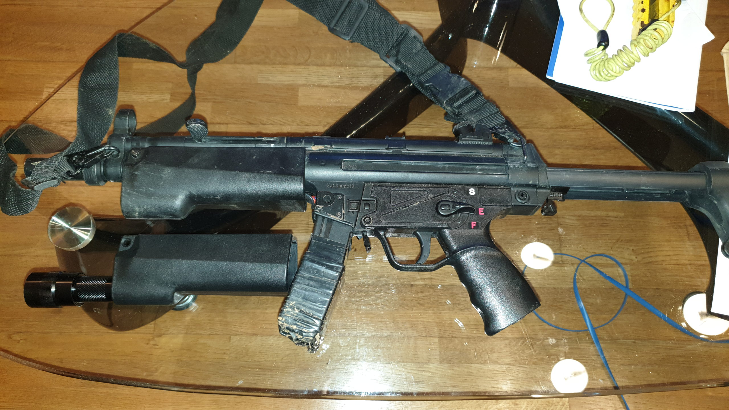 MP5 Classic Army